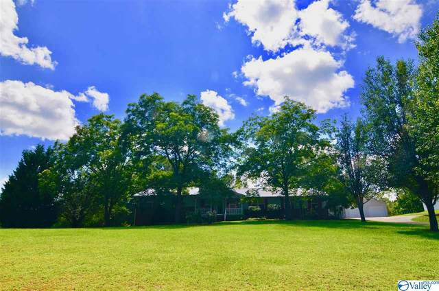 5380 Mountain Pass Road, Southside, AL 35907 (MLS #1147510) :: RE/MAX Distinctive | Lowrey Team