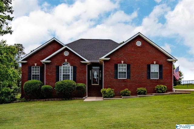 35 Eastridge Road, Fayetteville, TN 37334 (MLS #1147518) :: Capstone Realty