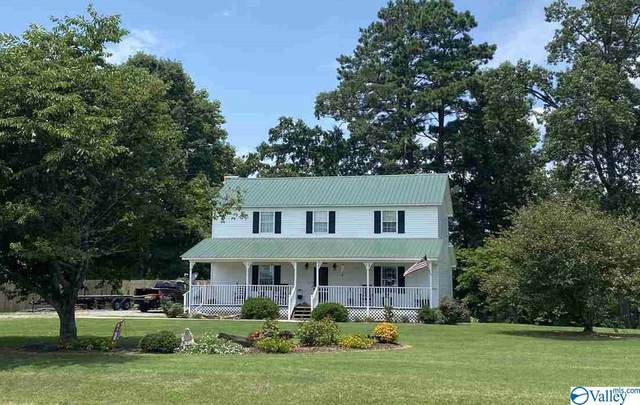 835 County Road 658, Centre, AL 35960 (MLS #1147528) :: Legend Realty
