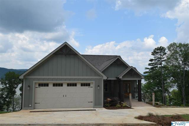 533 Fall Creek Drive, Guntersville, AL 35976 (MLS #1147547) :: Capstone Realty