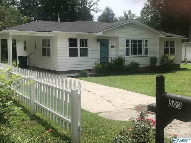 503 Bynum Avenue, Scottsboro, AL 35768 (MLS #1147549) :: RE/MAX Distinctive | Lowrey Team