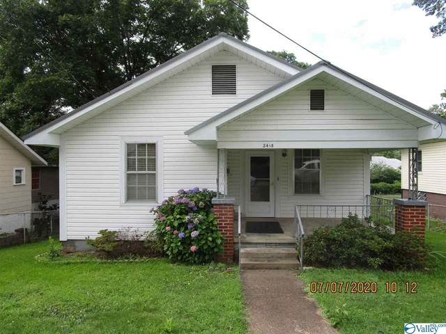 2418 Lookout Avenue, Gadsden, AL 35904 (MLS #1147585) :: RE/MAX Distinctive | Lowrey Team