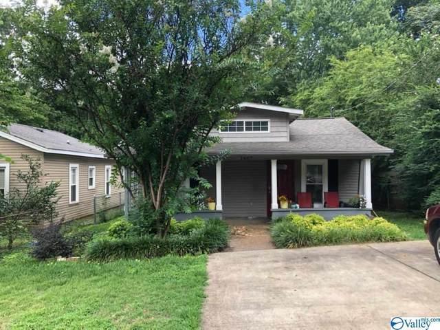 1407 Humes Avenue, Huntsville, AL 35801 (MLS #1147655) :: Amanda Howard Sotheby's International Realty