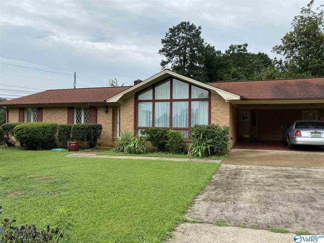 2203 Cherokee Drive, Guntersville, AL 35976 (MLS #1147680) :: RE/MAX Distinctive | Lowrey Team