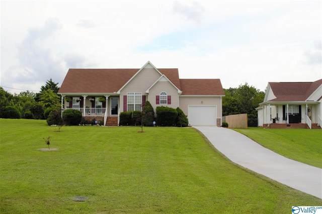 16 Ridgeline Drive, Fayetteville, TN 37334 (MLS #1147688) :: Capstone Realty