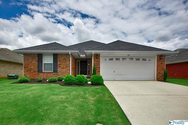 212 Shadow Cove Drive, Huntsville, AL 35824 (MLS #1147756) :: Legend Realty