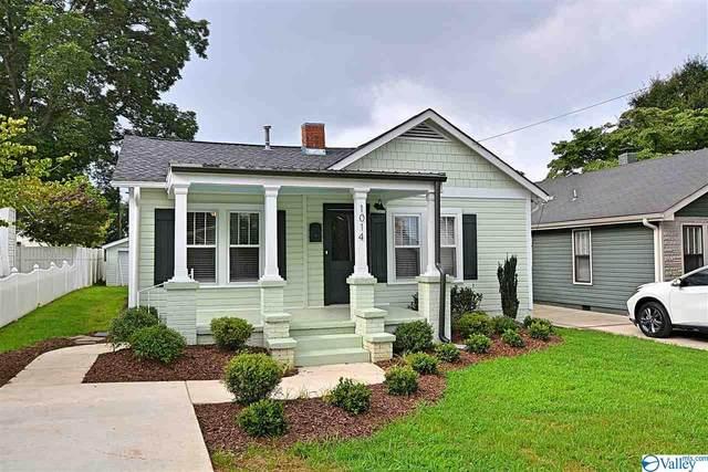 1014 Mccullough Avenue, Huntsville, AL 35801 (MLS #1147914) :: Capstone Realty