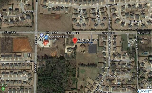 680 Gillespie Road, Madison, AL 35758 (MLS #1147916) :: Capstone Realty