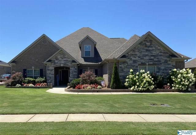 121 Shalerock Drive, Madison, AL 35756 (MLS #1147943) :: Capstone Realty