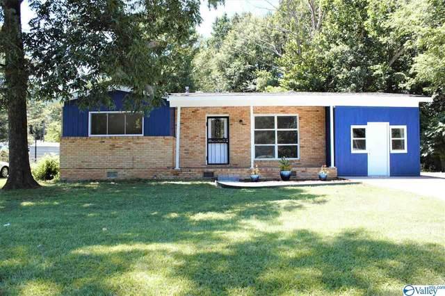 3301 Blue Spring Road, Huntsville, AL 35810 (MLS #1147955) :: Amanda Howard Sotheby's International Realty