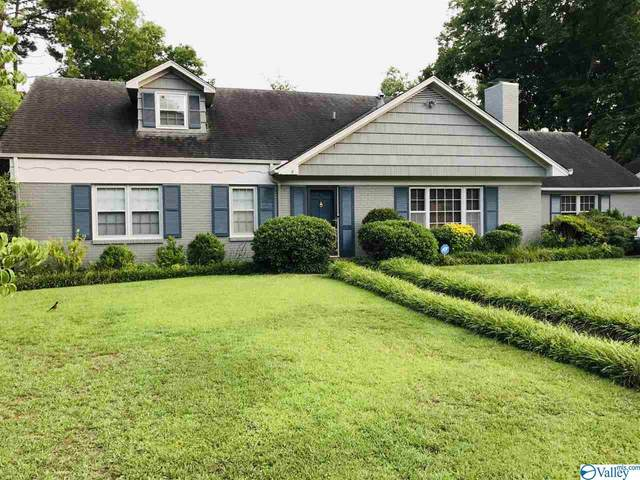2413 Quince Drive, Decatur, AL 35601 (MLS #1147978) :: Legend Realty