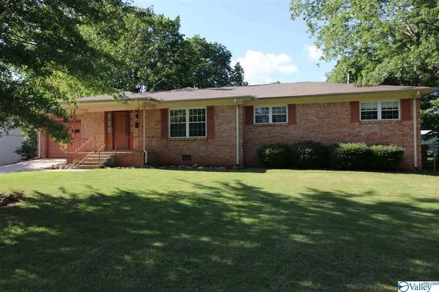 1008 Dodd Drive, Decatur, AL 35601 (MLS #1147983) :: Amanda Howard Sotheby's International Realty