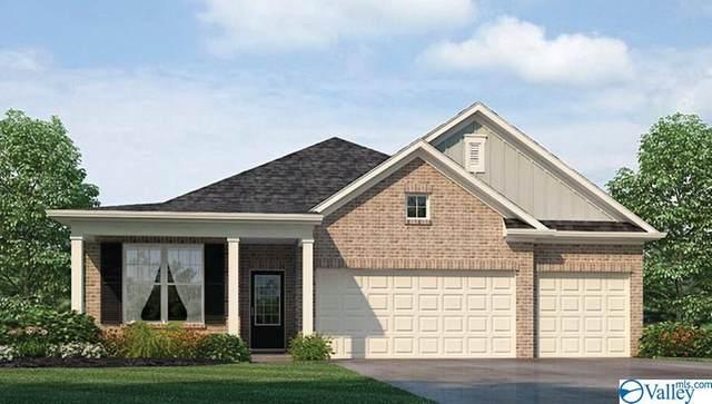 116 Creek Ridge Drive, Meridianville, AL 35759 (MLS #1148011) :: The Pugh Group RE/MAX Alliance