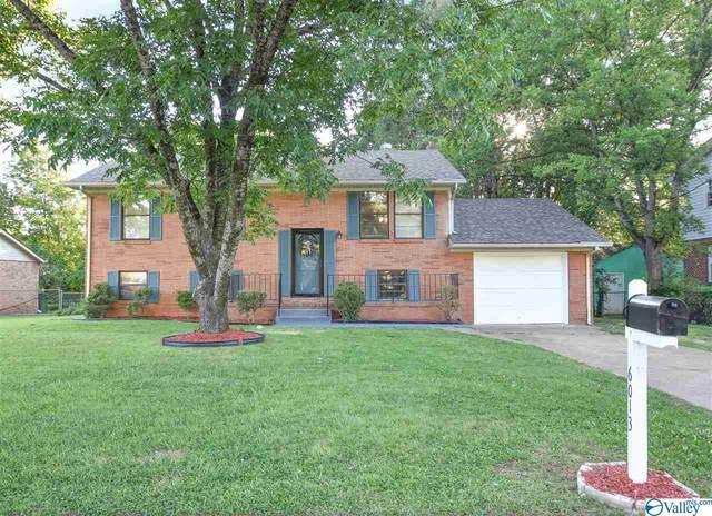 6013 Carmel Drive, Huntsville, AL 35810 (MLS #1148061) :: Amanda Howard Sotheby's International Realty