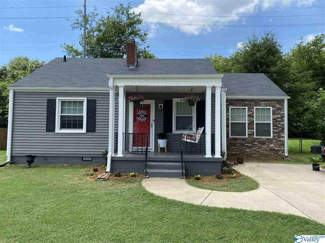 2016 Stanford Drive, Huntsville, AL 35801 (MLS #1148078) :: Revolved Realty Madison
