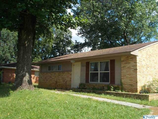 3515 Bluegrass Road, Huntsville, AL 35805 (MLS #1148118) :: Capstone Realty