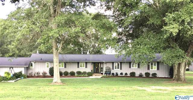 302 Eubanks Drive, Gadsden, AL 35903 (MLS #1148137) :: Legend Realty
