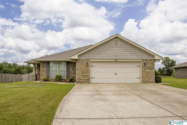 209 Waxmyrtle Drive, Harvest, AL 35749 (MLS #1148193) :: MarMac Real Estate