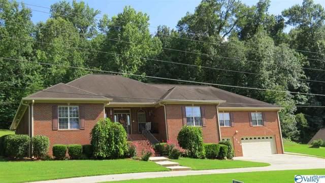 1509 Wyeth Drive, Guntersville, AL 35976 (MLS #1148367) :: Revolved Realty Madison