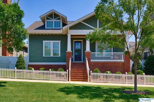 34 Hillcrest Avenue, Huntsville, AL 35806 (MLS #1148492) :: MarMac Real Estate