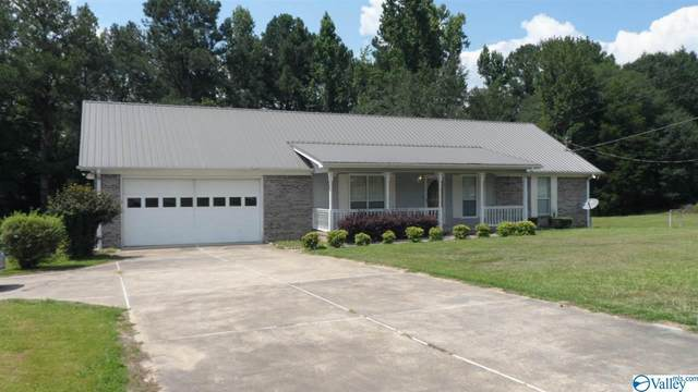 928 Green Valley Road, Glencoe, AL 35905 (MLS #1148547) :: Legend Realty