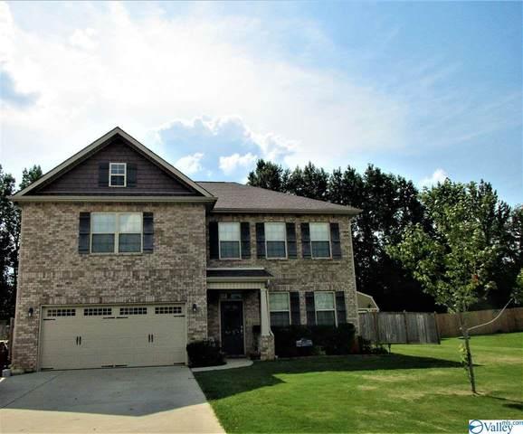 1003 Jade Place, Hartselle, AL 35640 (MLS #1148580) :: Capstone Realty