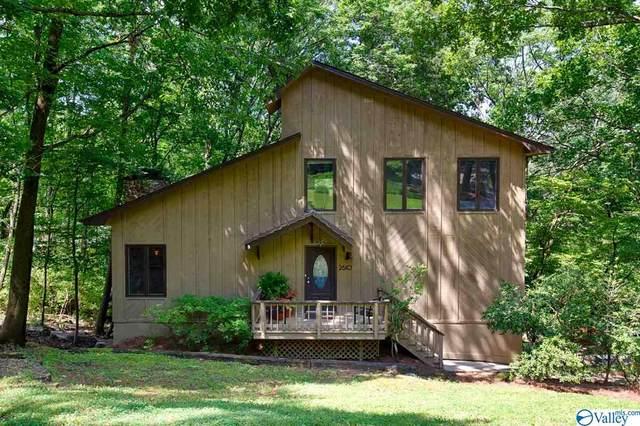 2610 Hickory Flats Trail, Huntsville, AL 35801 (MLS #1148584) :: Amanda Howard Sotheby's International Realty