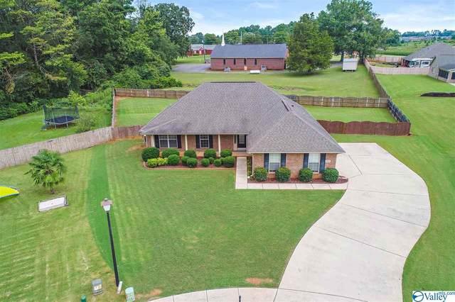 103 Swan Pond Drive, Huntsville, AL 35824 (MLS #1148642) :: Amanda Howard Sotheby's International Realty
