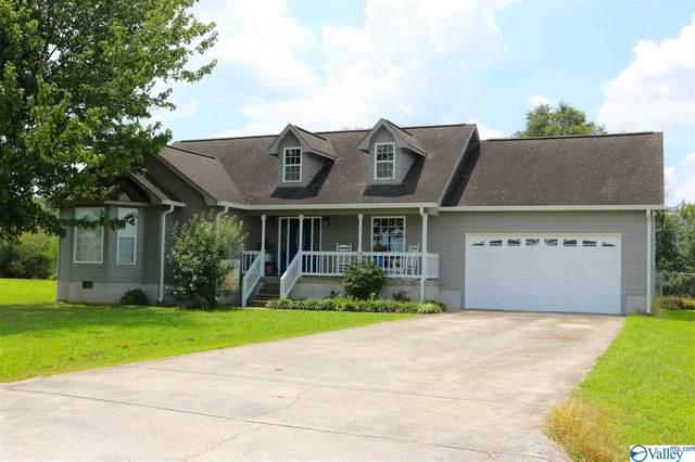 264 Leonard Road, Guntersville, AL 35976 (MLS #1148741) :: MarMac Real Estate