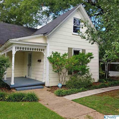 213 Cain Street, Decatur, AL 35601 (MLS #1148796) :: Capstone Realty