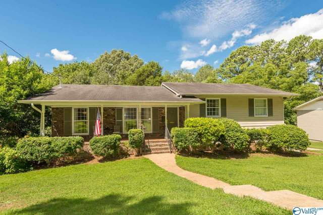 714 Fagan Springs Drive, Huntsville, AL 35801 (MLS #1148979) :: Capstone Realty