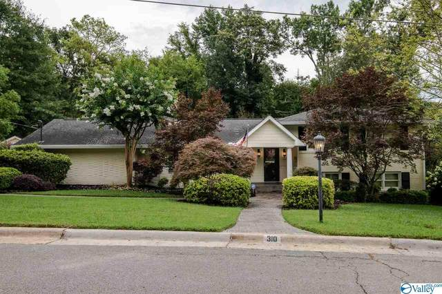 310 Shady Brook Drive, Huntsville, AL 35801 (MLS #1149091) :: The Pugh Group RE/MAX Alliance