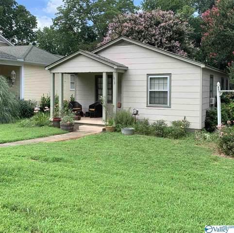 1013 Wells Avenue, Huntsville, AL 35801 (MLS #1149253) :: Capstone Realty