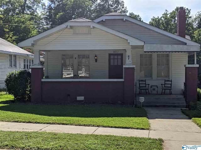 407 Reynolds Street, Gadsden, AL 35901 (MLS #1149299) :: Legend Realty