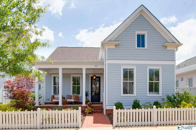 89 Hillcrest Avenue, Huntsville, AL 35806 (MLS #1149307) :: MarMac Real Estate