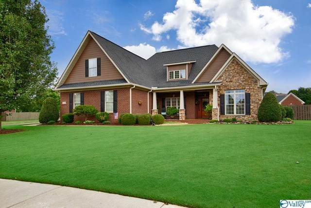 107 River Mill Road, Huntsville, AL 35811 (MLS #1149320) :: Capstone Realty
