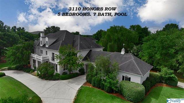 3110 Honors Row, Owens Cross Roads, AL 35763 (MLS #1149357) :: Rebecca Lowrey Group