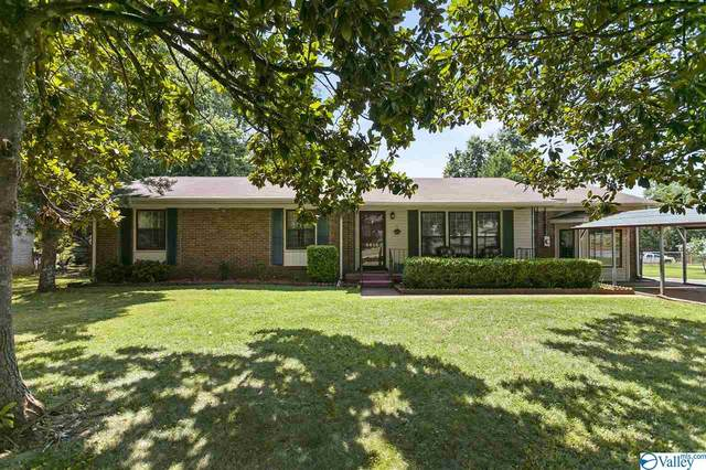 4013 Nelson Drive, Huntsville, AL 35810 (MLS #1149402) :: MarMac Real Estate