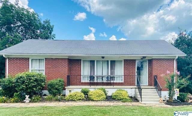701 Morningside Drive, Fayetteville, TN 37334 (MLS #1149437) :: Rebecca Lowrey Group