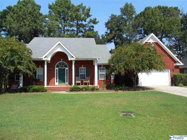 1501 Berrivine Drive, Hartselle, AL 35640 (MLS #1149475) :: MarMac Real Estate