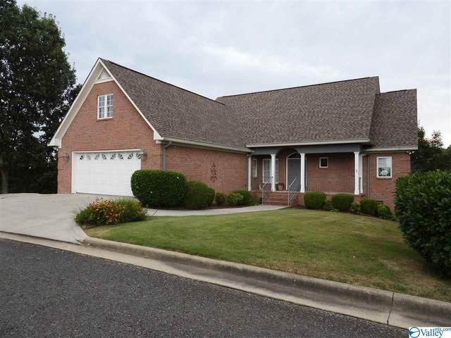 1266 River Ridge Drive, Guntersville, AL 35976 (MLS #1149478) :: Amanda Howard Sotheby's International Realty
