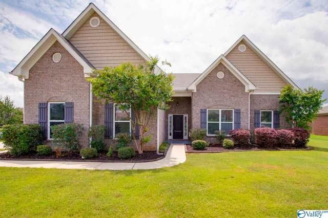 126 Genesis Drive, Huntsville, AL 35811 (MLS #1149497) :: Capstone Realty