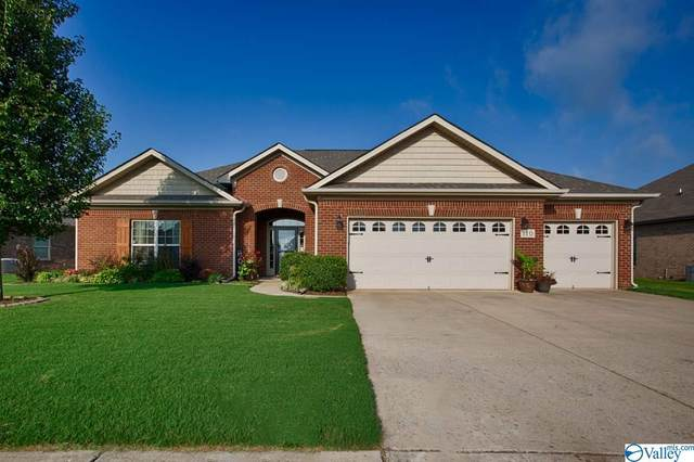 110 Brentstone Way, Meridianville, AL 35759 (MLS #1149635) :: Revolved Realty Madison