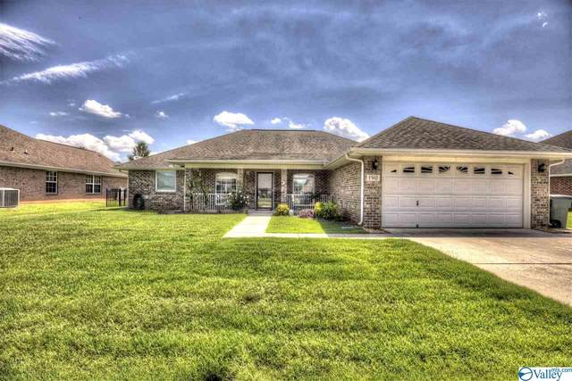 190 Bremerton Drive, Huntsville, AL 35820 (MLS #1149677) :: Capstone Realty