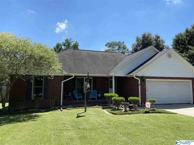 227 Newton Road, Hartselle, AL 35640 (MLS #1149685) :: MarMac Real Estate