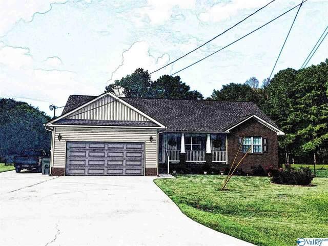 1520 Cedar Bend Road, Southside, AL 35907 (MLS #1149732) :: Legend Realty