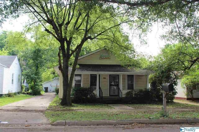 1016 SE 8TH AVENUE, Decatur, AL 35601 (MLS #1149780) :: Revolved Realty Madison