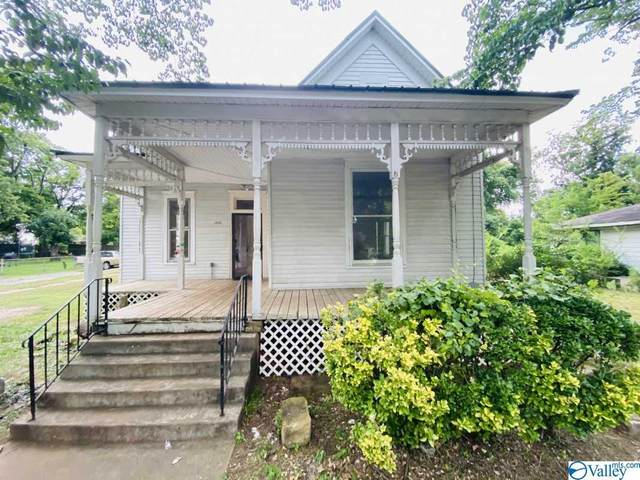 1410 Grant Street, Decatur, AL 35601 (MLS #1149789) :: Revolved Realty Madison
