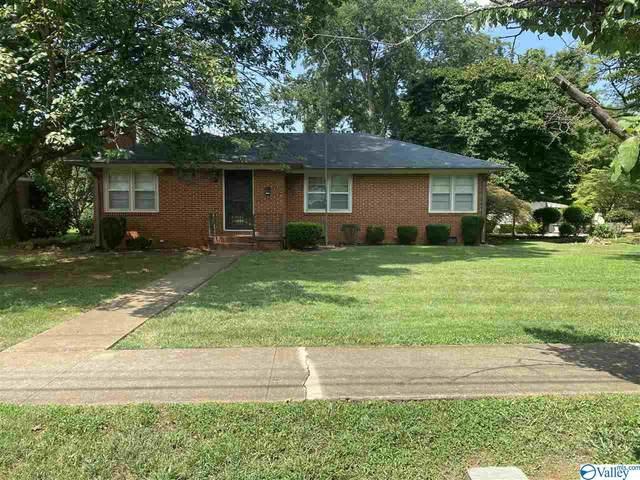 1217 Clinton Avenue, Huntsville, AL 35801 (MLS #1149820) :: Legend Realty