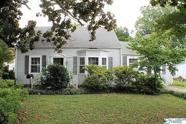 14646 Market Street, Moulton, AL 35650 (MLS #1149867) :: MarMac Real Estate